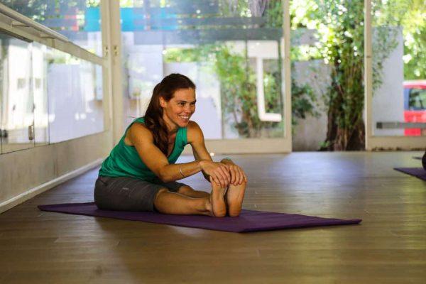 stretching en Villa Elisa